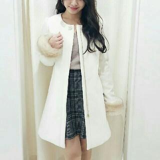 evelyn - アンミールホワイトコート