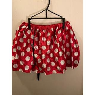 Disney - 【ミニーちゃん】スカート