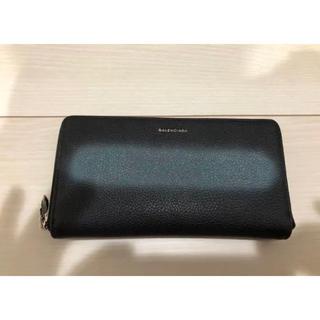 Balenciaga - バレンシアガ  スプレー ラウンドファスナー財布 超美品 本物