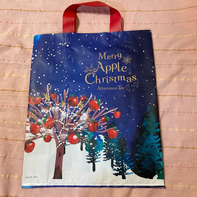 AfternoonTea(アフタヌーンティー)のアフタヌーンティー♡クリスマス限定 ショップ袋 レディースのバッグ(ショップ袋)の商品写真