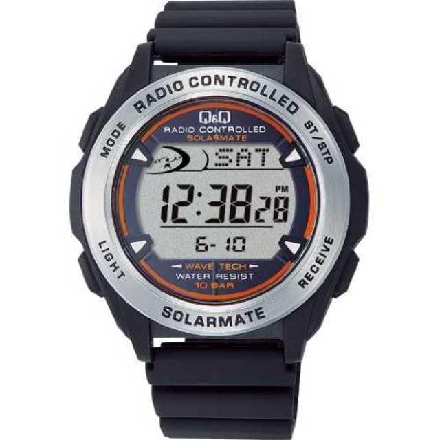 文字盤色-グレー[シチズン キューアンドキュー]CITIZEN Q&Q 腕時計 の通販