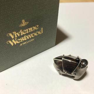 Vivienne Westwood - ヴィヴィアンウエストウッド アーマーリング ガンメタル
