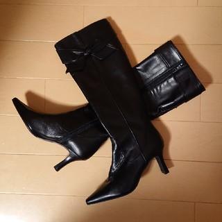 ダイアナ(DIANA)のダイアナ 美脚ブーツ 21センチ ロングブーツ(ブーツ)