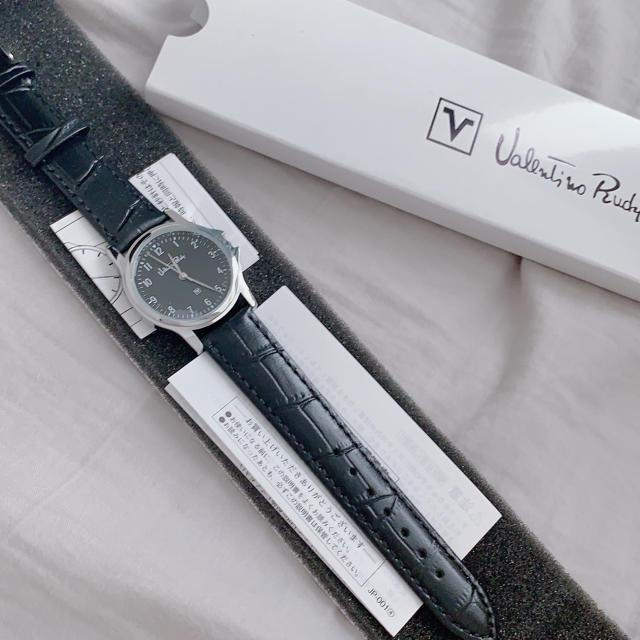 VALENTINO - ヴァレンティノ・ルウディ メンズ腕時計  の通販