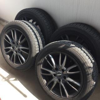 BMW - MINI F56 アルミホイール4本セット スタッドレスタイヤ付