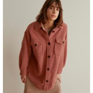 snidel - スナイデル ウールシャツジャケット