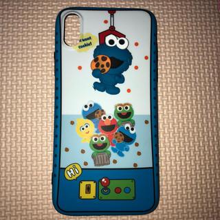 セサミストリート(SESAME STREET)のiPhoneX XSケース★セサミストリート☆クッキーモンスター(iPhoneケース)