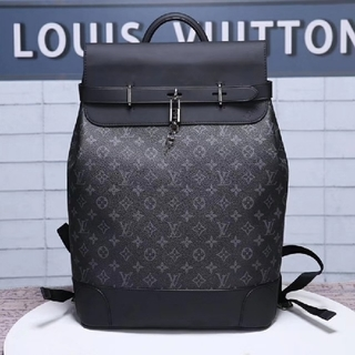 LOUIS VUITTON - 2019AW ルイヴィトン スティーマー バックパック バッグ