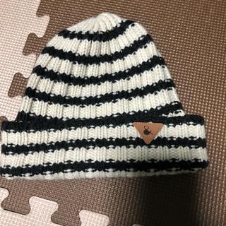 ampersand - ニット帽 アパサンド