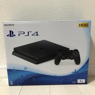 PlayStation4 - 新品 SONY PlayStation4 本体 CUH-2200BB01 1TB