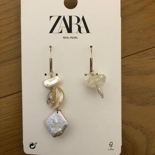 ZARA - zara ピアス
