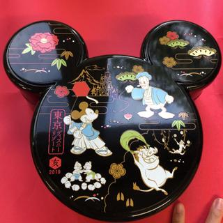 Disney - ディズニー弁当箱 お重