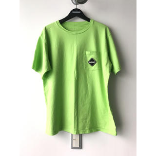 エフシーアールビー(F.C.R.B.)のF.C.Real Bristol REFLECTIVE BIG LOGO TEE(Tシャツ/カットソー(半袖/袖なし))