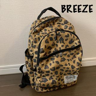 BREEZE - BREEZE:リュック Mサイズ アニマル柄