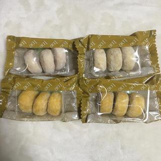 【m様専用】ポルボロン4袋(菓子/デザート)