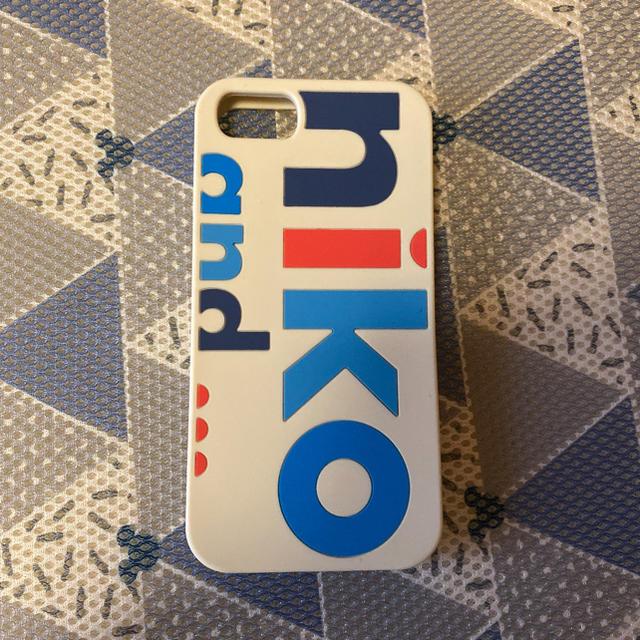niko and...(ニコアンド)のニコアンドiPhone7/iPhone8 スマホ/家電/カメラのスマホアクセサリー(iPhoneケース)の商品写真