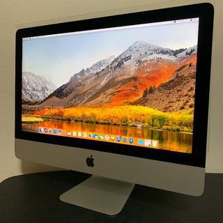 アップル(Apple)のGPU4GB希少モデル‼︎Apple iMac2017 (デスクトップ型PC)
