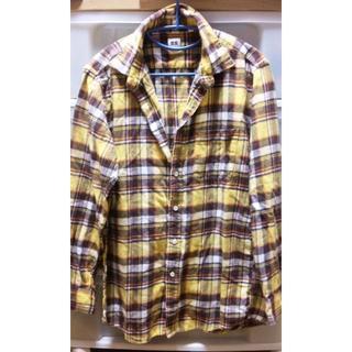 ユニクロ Men'sシャツ size:L