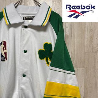 リーボック(Reebok)の【NBA】リーボック×セルティックス☆ブルゾン☆ド派手(ブルゾン)