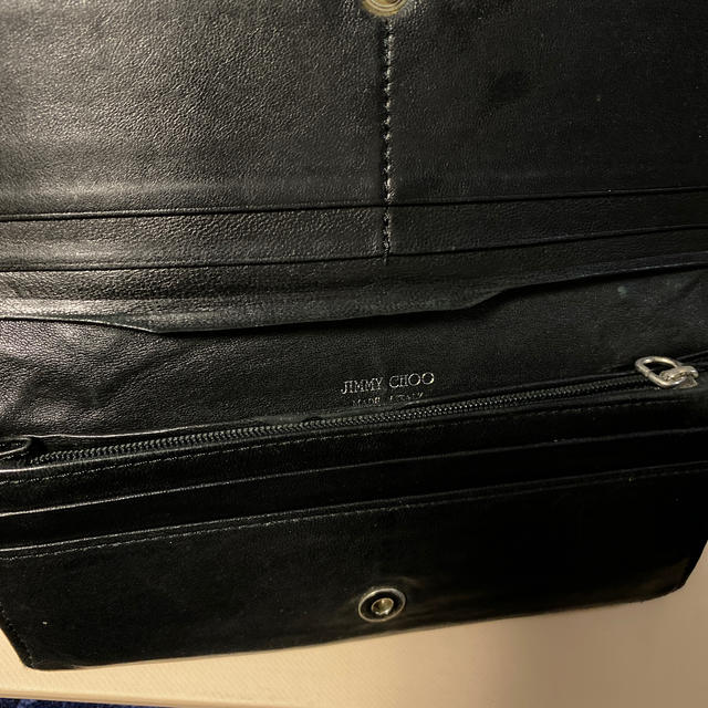 JIMMY CHOO(ジミーチュウ)のジミーチュウ 長財布 メンズのファッション小物(長財布)の商品写真