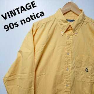550 notica 90年代 vintage シャツ BDシャツ(シャツ)