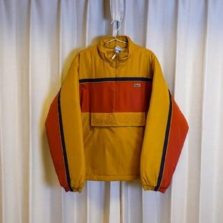 Supreme - supreme lacoste half zip pullover M