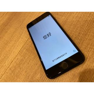 Apple - iPhone7 JetBlack 128GB ジャンク品