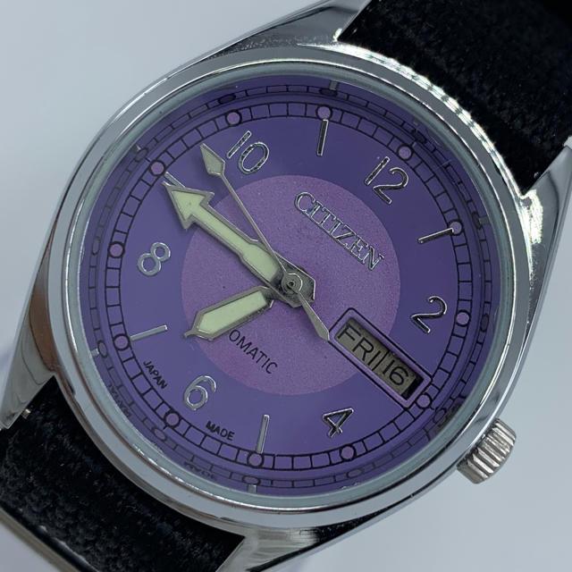 CITIZEN - 激レア美品◆CITIZEN/1970's/ヴィンテージ腕時計/手巻きウォッチの通販
