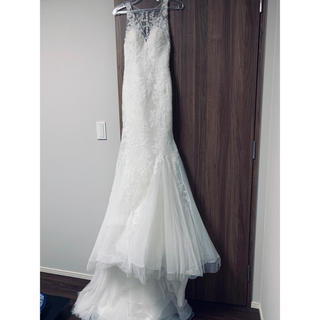 Vera Wang - ☆お値下げ☆ verawang ウィンドウドレスマーメイド前撮り結婚式