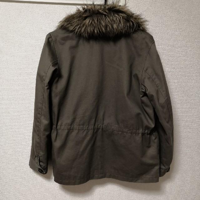 LEPSIM(レプシィム)のLEPSIM ミリタリーコート レディースのジャケット/アウター(ミリタリージャケット)の商品写真