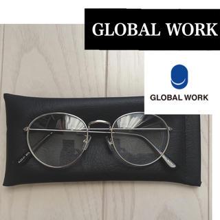 GLOBAL WORK - グローバルワーク GLOBAL WORK サングラス グラス メガネ 眼鏡