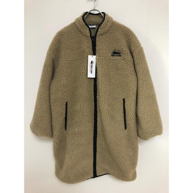 patagonia(パタゴニア)の◆ FIRST DOWN ファーストダウン ボア コート M ◆  レディースのジャケット/アウター(ロングコート)の商品写真