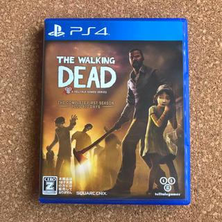 PlayStation4 - ウォーキングデッド