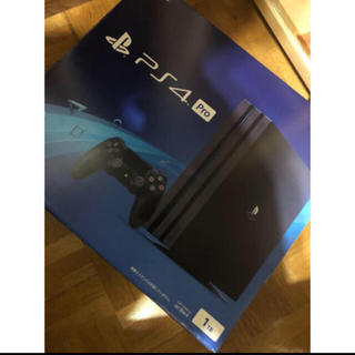 PlayStation4 - ps4 pro 7200 1TB