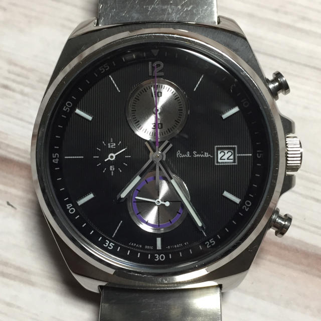 Paul Smith - 【電池新品】Paul Smith WATCH ファイナルアイズ の通販