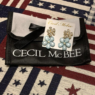 セシルマクビー(CECIL McBEE)の【週末限定値下げ!】CECIL Mc BEE ピアス(ピアス)