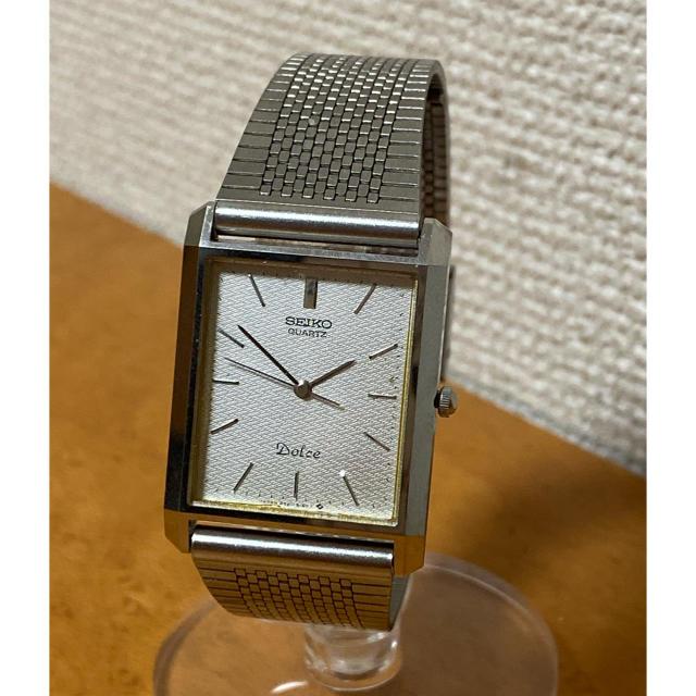 SEIKO - 【美品】SEIKO セイコー Dolce ドルチェ アンティーク 時計の通販