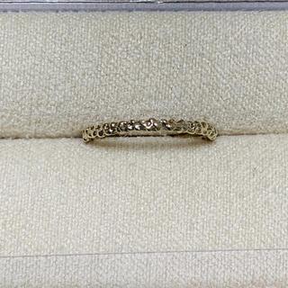 カオル(KAORU)のKAORU スパークルリング(リング(指輪))