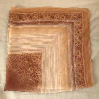 ロキエ(Lochie)のvintage スカーフ(バンダナ/スカーフ)
