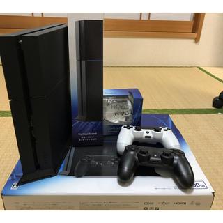 PlayStation4 - PlayStation4 ジェットブラック 500GB CUH-1200AB01