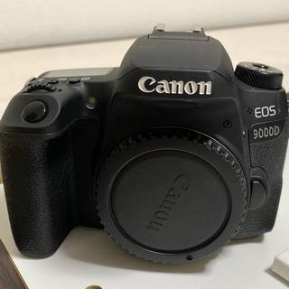 Canon - Canon 一眼レフ 9000d ダブルズームキット