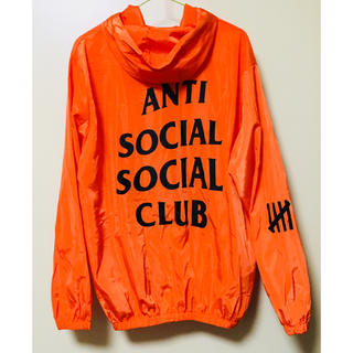 ANTI - Anti Social Social Club undefeated ジャケット