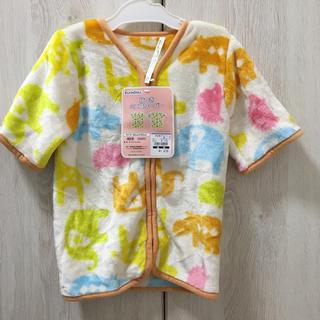 西松屋 - 西松屋 袖付き ベスト スリーパー