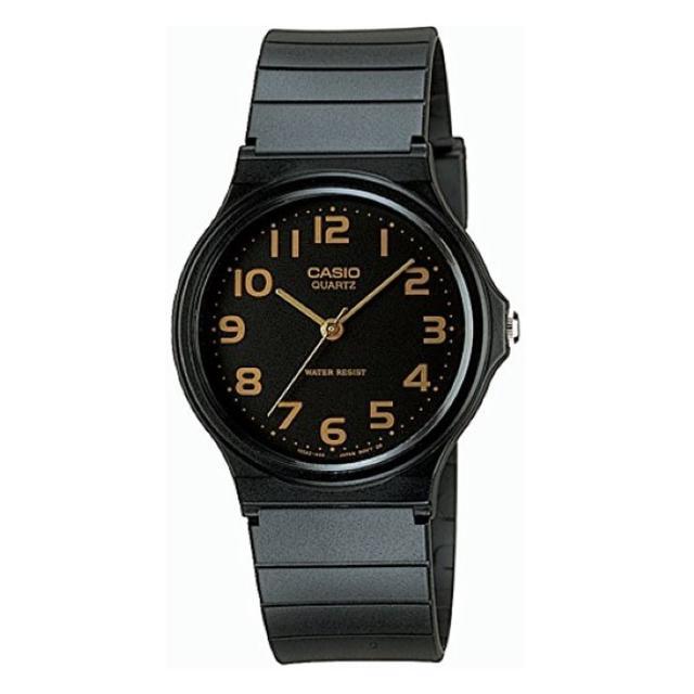 カシオ 腕時計 ブラックの通販