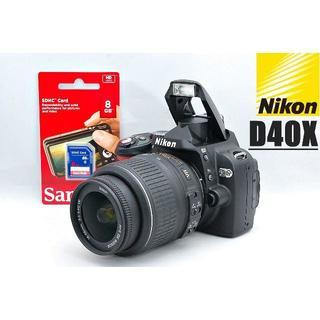 Nikon - とっても使いやすい一眼レフ♪ NIKON ニコン D40X