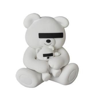 アンダーカバー(UNDERCOVER)のVCD UNDERCOVER BEAR WHITE アンダーカバー(その他)