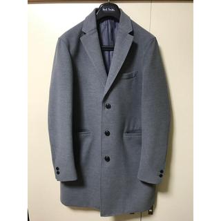 ビームス(BEAMS)のビームス BEAMS チェスターコート グレー 灰色 コート ジャケット(チェスターコート)
