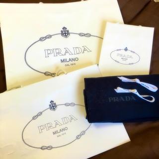 プラダ(PRADA)のPRADA紙袋♡(日用品/生活雑貨)