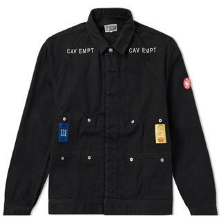 ビームス(BEAMS)のC.E Cav empt (シーイー) multi pocket ジャケット(Gジャン/デニムジャケット)