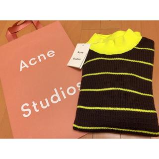 アクネ(ACNE)のacne studios ニット BTSジミン着用(ニット/セーター)
